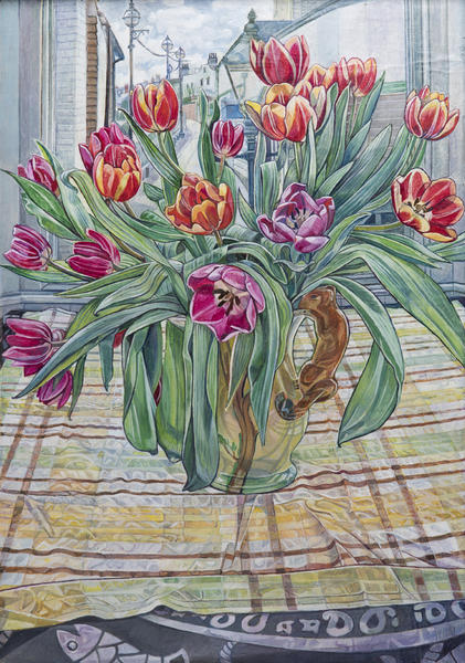 'Tulips in Broadstairs'
