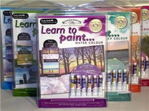 Learn to paint ..water colour