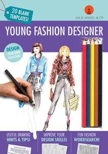Young fashion Designer for ages 12 - 16 developed for Julie Angel