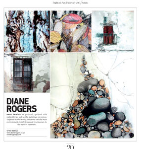 Brightons' Arty Directory 2013 - Diane Rogers