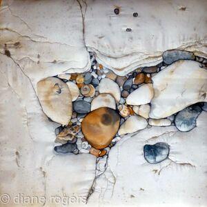 Pebbles in Pool