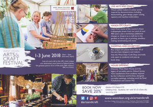 WEst Dean Exhibition 2018