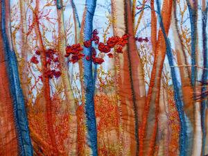Autumnal Woodland close up
