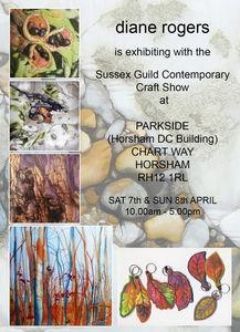 Horsham exhibition poster