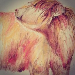 Hairy cow of Malvern