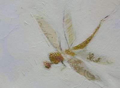 Dragonfly Lady-detail