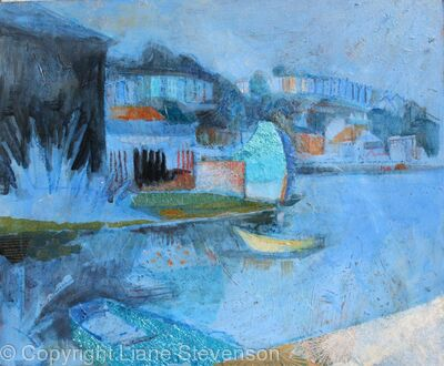 Blue Wharf