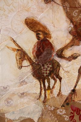 Detail of Don Quixote,1.