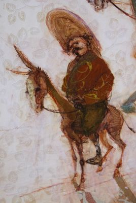 Detail from Don Quixote