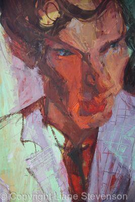 Benedict, detail
