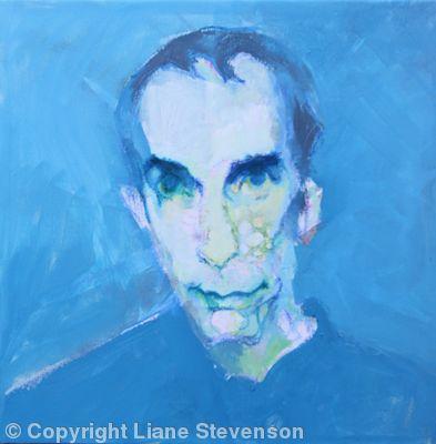 Will, blue