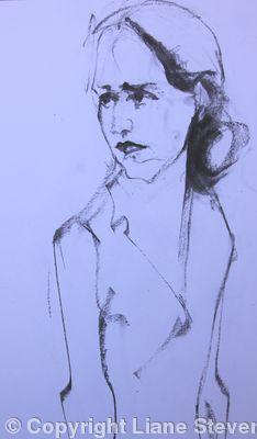 Gillian, detail