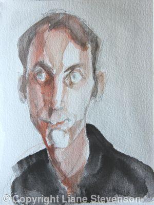 Will, watercolour