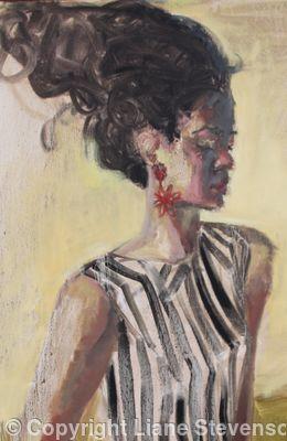 Valerie June, detail.