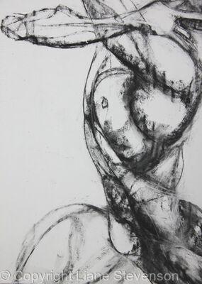 Torso, detail