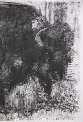 Buffalo, detail