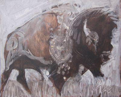 Buffalo, small