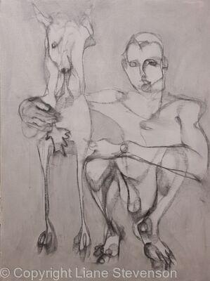 Boy and dog2