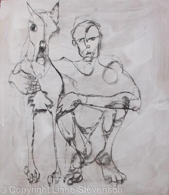 Boy and dog1