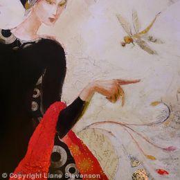 Dragonfly Lady