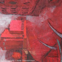 Brewery,Red, detail.