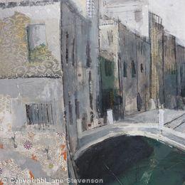 Venice, medium, detail.