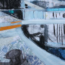 Cumberland Basin, blues. detail 2