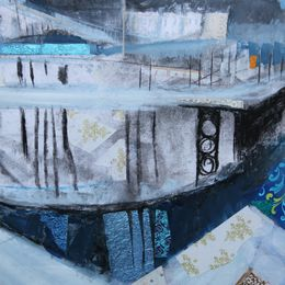 Cumberland Basin, blues. detail 3