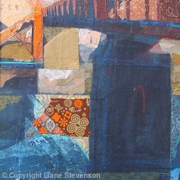 Over the cut, detail 2