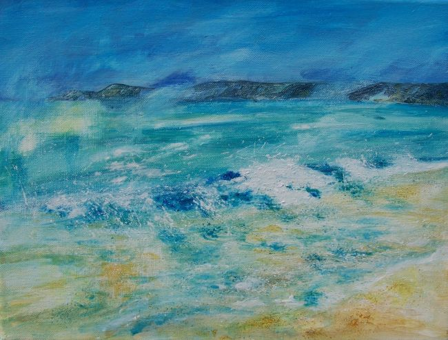 Spring Sea