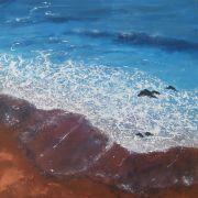 Wet Sand