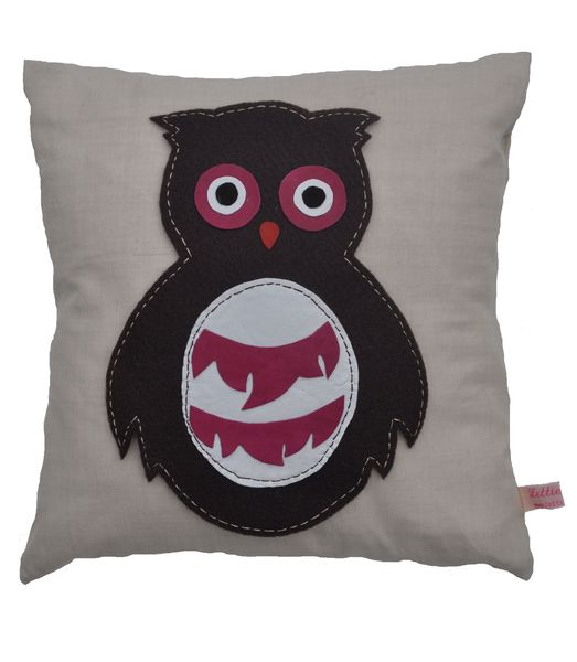 Owlet - Brown/Pink