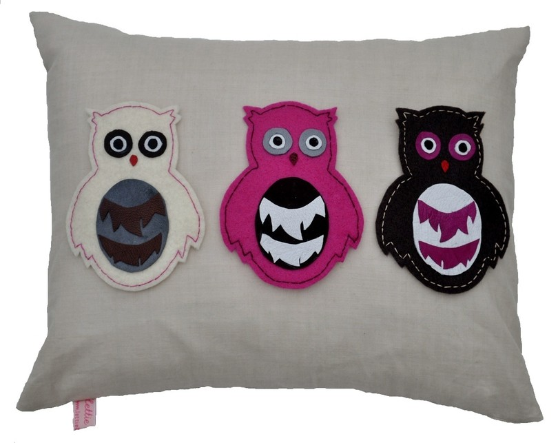 Owlets - pink