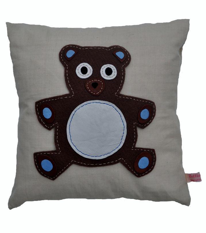 Teddy - brown/blue