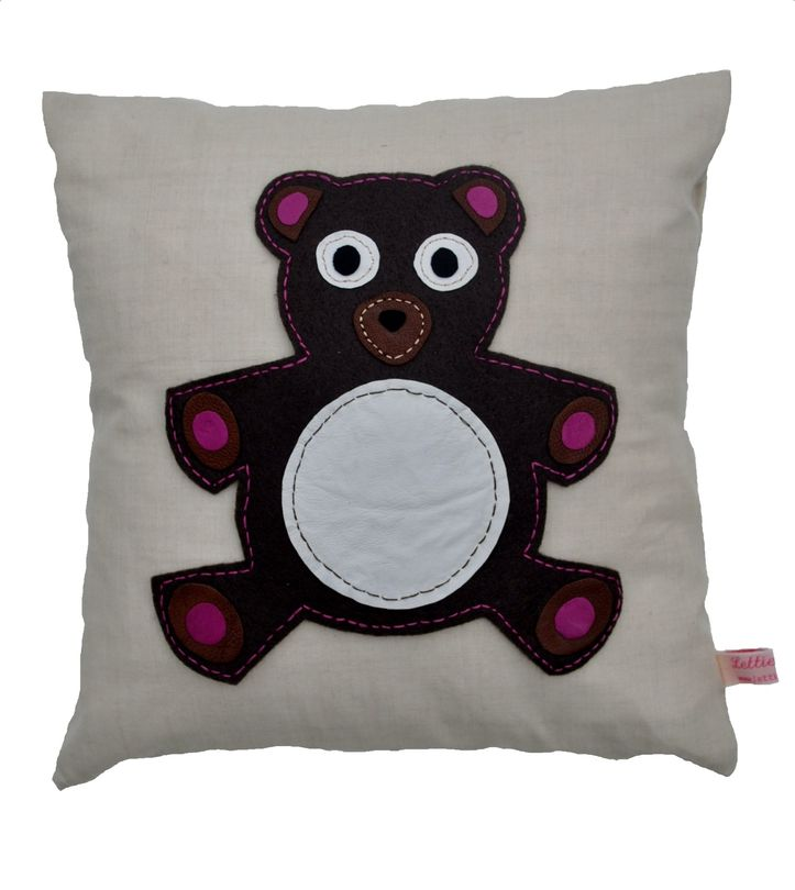 Teddy - brown/pink
