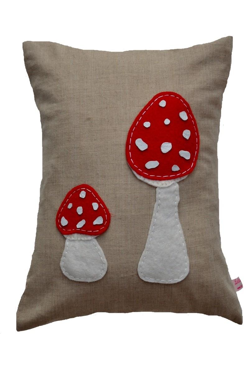 Spotty Toadstools