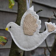 Dove Decoration
