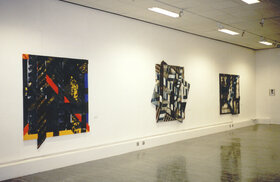 installation view, Lanchester Gallery  1998