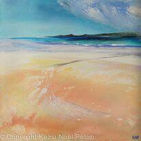White sand beach, 1