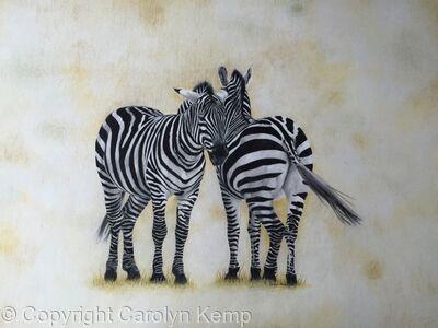 101. Zebra - I've got your back