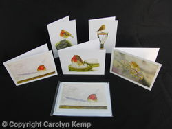 Christmas Card Selection - Pack of 5