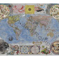 Mappa Mundi II