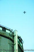 Plane at Battersea