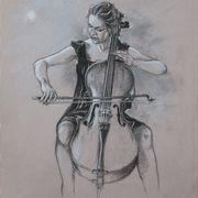 Cellist II