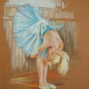 Dancer Stretching Study II