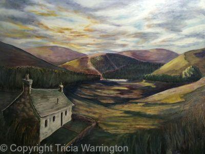 Crofter's Cottage inThe Highlands