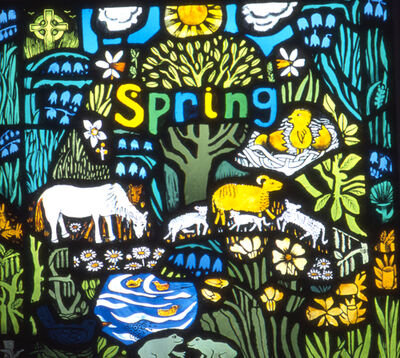 Henshaw Spring