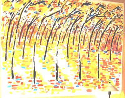beech forest 1982