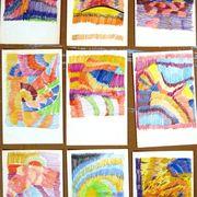 1. 9 color images  1981
