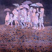 rainy day parade